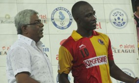 Edeh Chidi United Sports Club vs East Bengal FC I-League