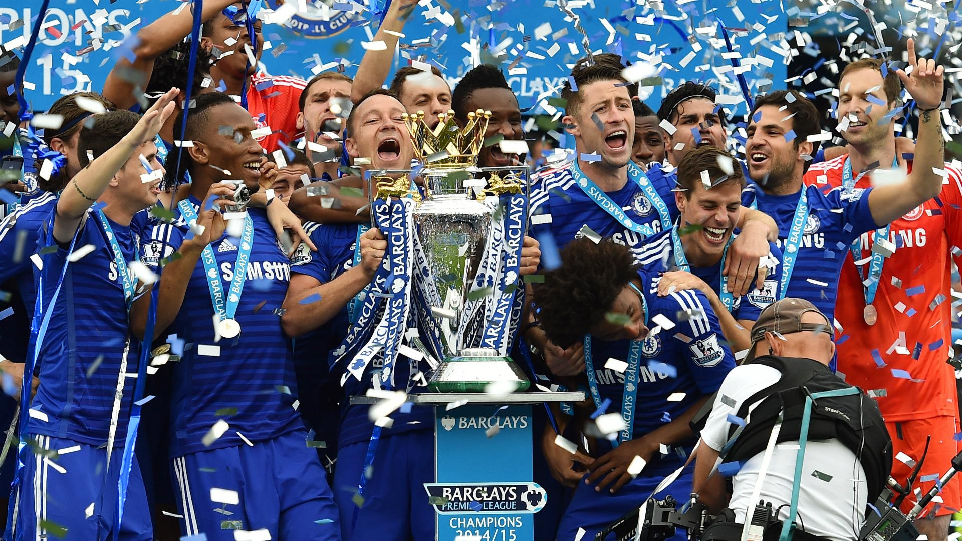 Chelsea Premier League 24052015