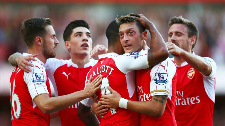 Top Opta stats | Arsenal v Stoke City