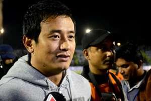 Bhaichung Bhutia India vs Nepal International Freindly