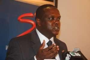 Kenya Sports Minister Wario..