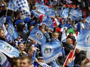 FA Cup - Manchester City v Wigan Athletic, Wigan Athletic fans