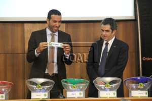 Draw for the quarter-finals of the CAF Champions League 2014