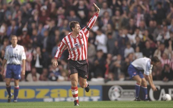 FA Carling Premier League; Matt Le Tissier.; SouthamptonVs Middlesbrough