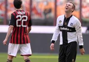 Antonio Cassano Milan Parma Serie A