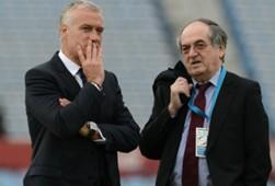 Didier Deschamps Noel Le Graet France