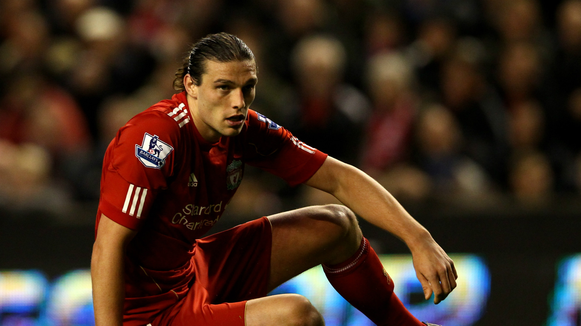 HD Andy Carroll Liverpool