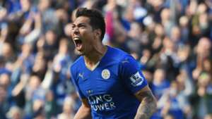 HD Leonardo Ulloa Leicester City West Ham