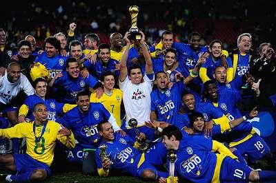 Brazil, Confederations cup 2009