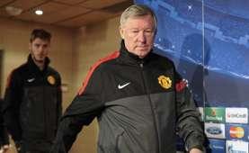 Sir Alex Ferguson & David de Gea - Manchester United