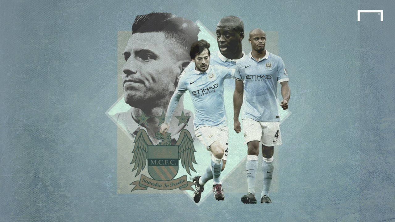 The 20 greatest Man City players of all time