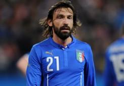 Pirlo, simbolo del calcio italiano