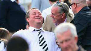 Mike Ashley Newcastle United Premier League 24052015
