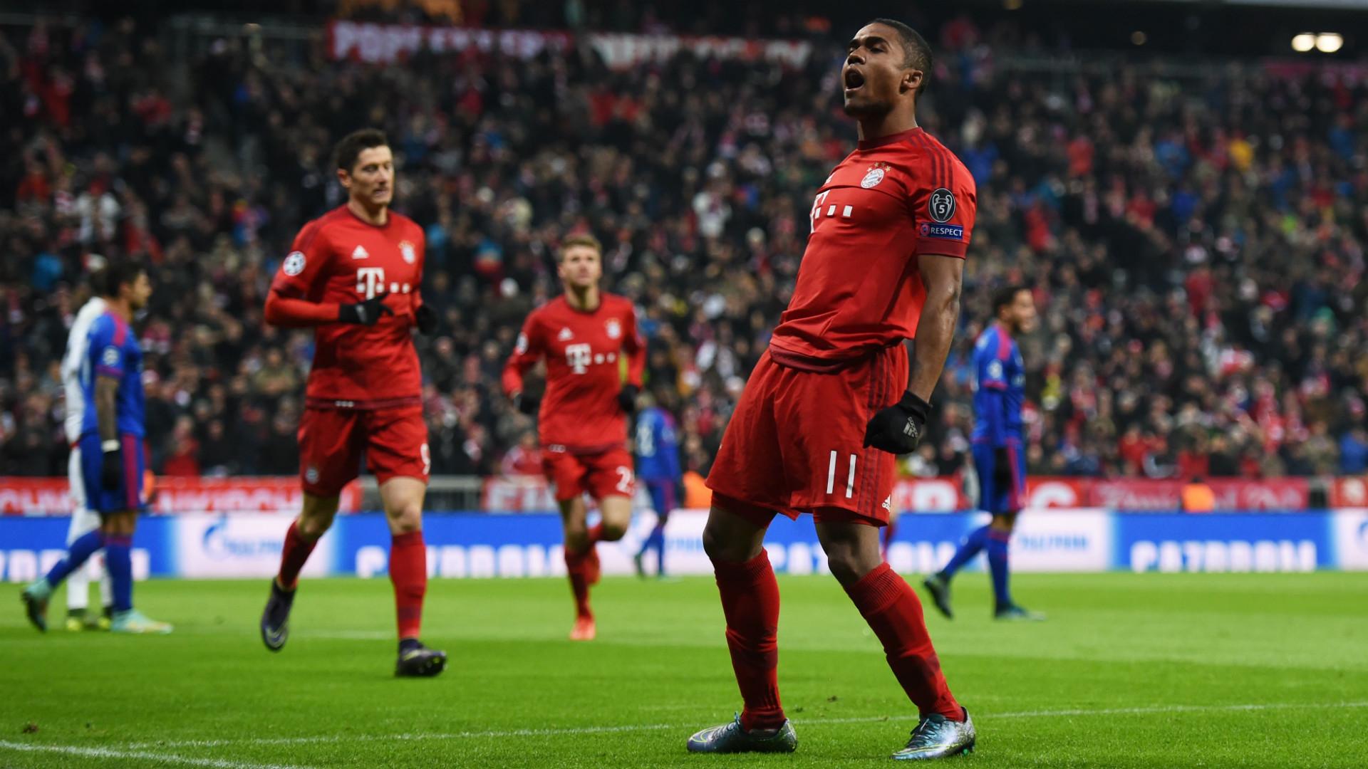 HD Douglas Costa Bayern Munich