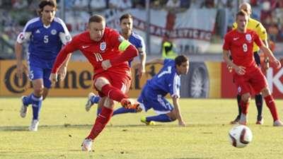 Wayne Rooney, England vs San Marino 2015