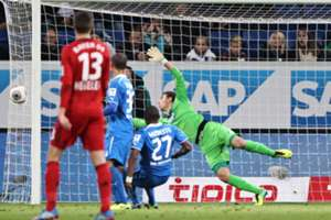 Bayer Leverkusen striker Stefan Kiessling