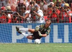 Claudio Taffarel Brazil penalty kick Daniele Massaro World Cup 07171994