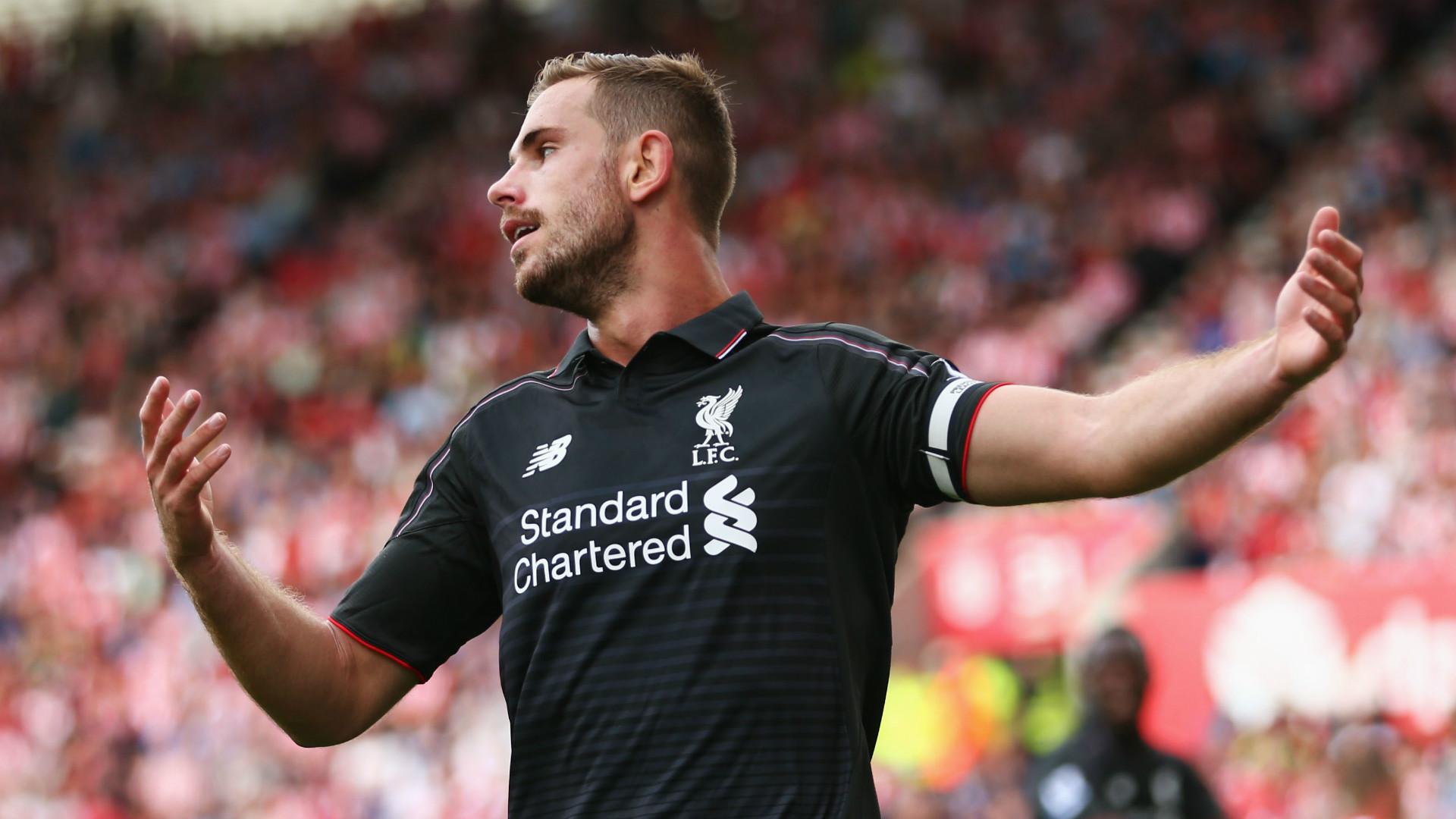 HD Jordan Henderson Liverpool Premier League 09082015