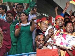 Medley Mohun Bagan Fans East Bengal Fans