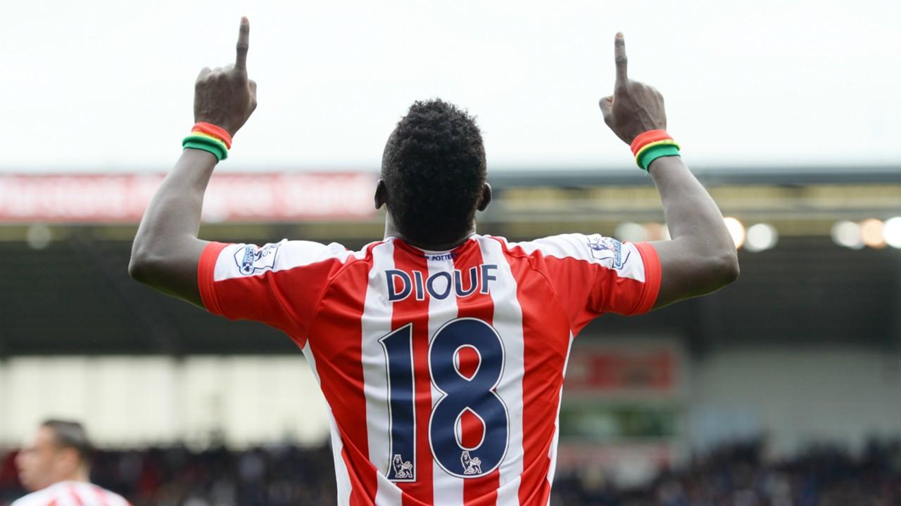 Mame Biram Diouf, Stoke City