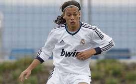 Cristian Benavente - Real Madrid Castilla - Liga Adelante