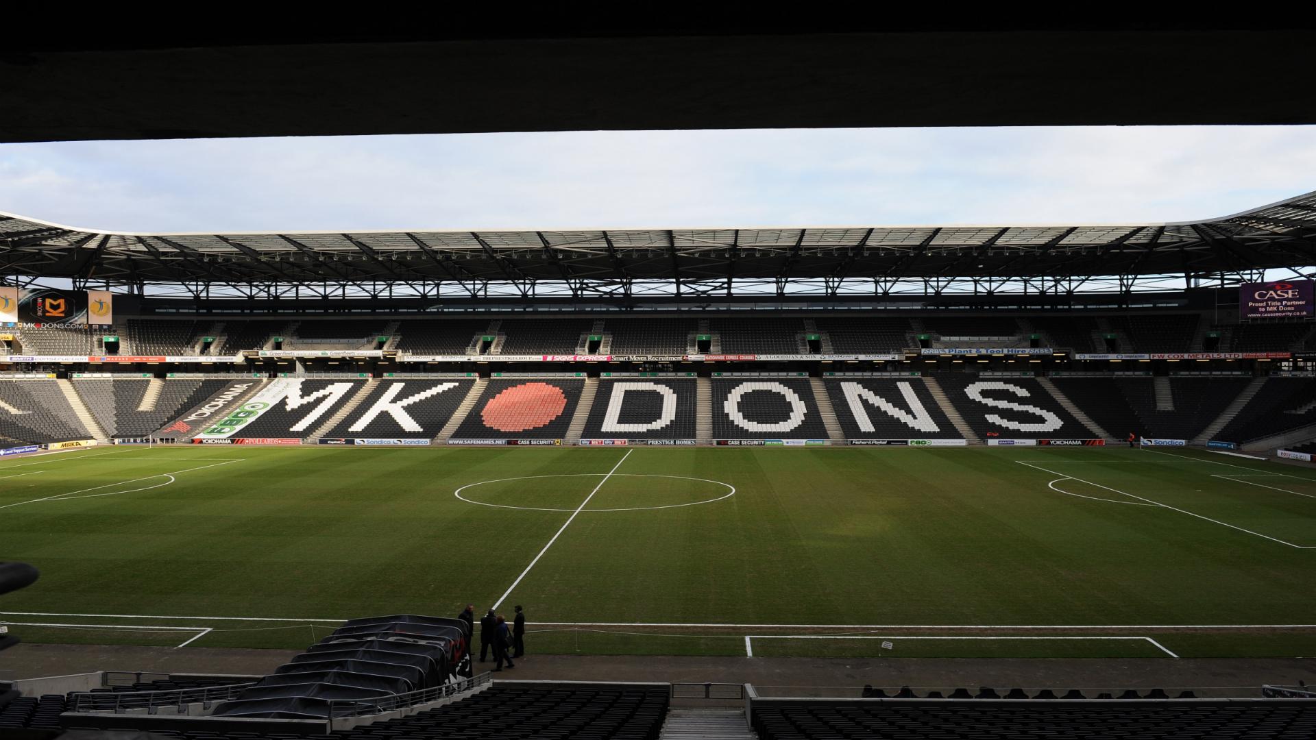 stadium mk MK Dons League One