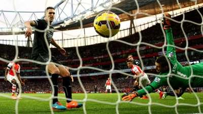 Alexis Sanchez Arsenal Premier League 01112014