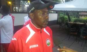 Kenya and Thika United coach John Kamau
