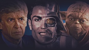 Footballers and their Star Wars equivalents