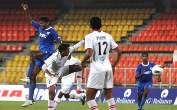 Air India vs Dempo SC, I-League