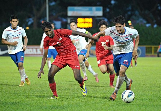 Madhu Mohana Singapore U23 12012013