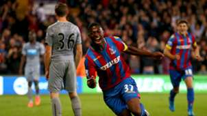 Sulley Kaikai League Cup Crystal Palace v Newcastle
