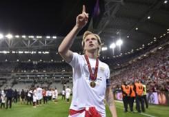 Ivan Rakitic Sevilla Benfica Europa League 14052014