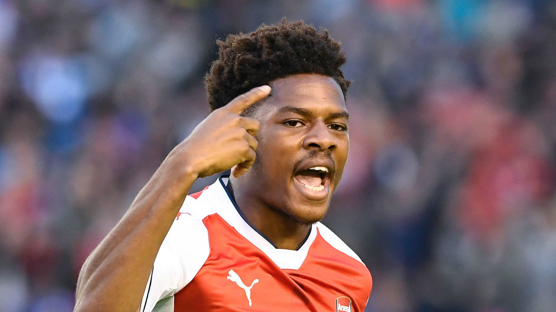 HD Chuba Akpom Arsenal 07082016