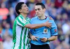 Lorenzo Reyes Real Betis Barcelona La Liga 04052014