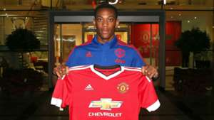 HDP Anthony Martial Manchester United Premier League