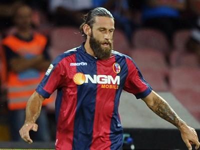 Davide Moscardelli Bologna Serie A