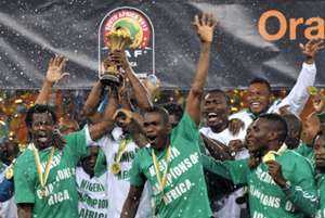Nigeria celebrates Afcon title - Afcon 2013
