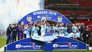 Man City League Cup