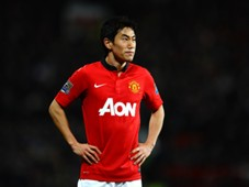 Shinji Kagawa Manchester United v Sunderland - Capital One Cup 01222014