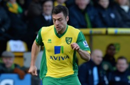 Norwich City full-back Russell Martin