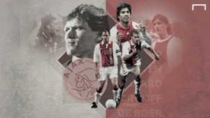 The greatest Ajax players of all time