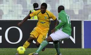 Tshepo Liphoko, Golden Arrows, April 2013