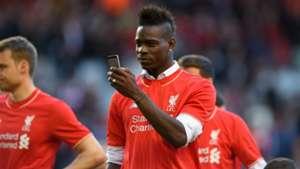 Mario Balotelli Liverpool 16052015