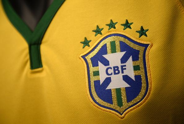 Brazil new shirt with logo