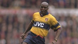 Christopher Wreh, Arsenal