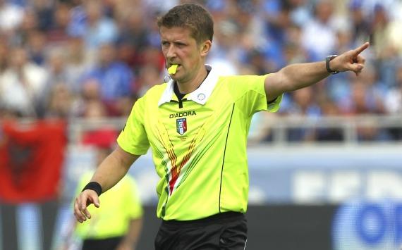 Serie A, Orsato ancora fermo dopo Inter-Juventus: arbitrerà una partita in Qatar