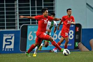 Izzdin Shafiq, Singapore U23