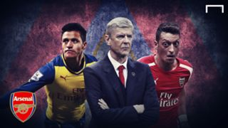 Arsenal pre-season gallery cover