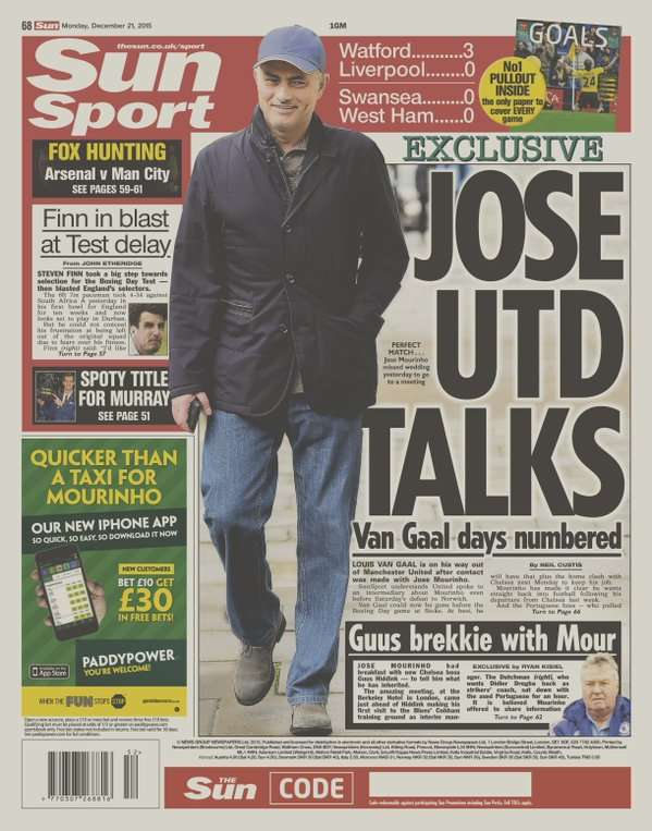 The Sun backpage 21122015